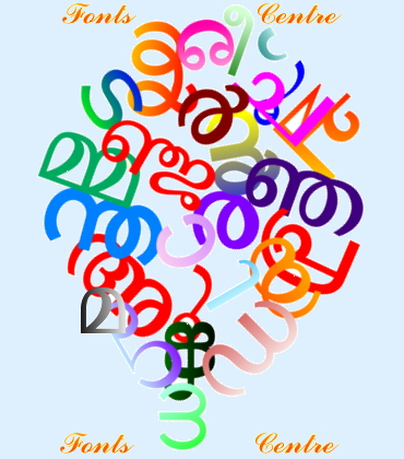 how to get malayalam font in ms word